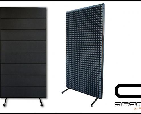 Skilrúm PS5 STM 1045 x 2045 x 120 mm Dark Grey