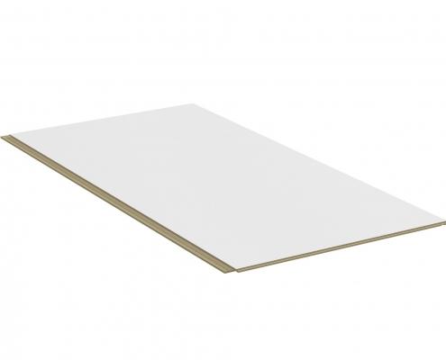 Grunnuð plata 1200 x 600 x 12 mm